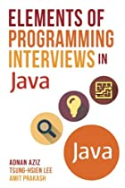 D.O.W.N.L.O.A.D Elements of Programming Interviews in Java: The Insiders' Guide [D.O.C]