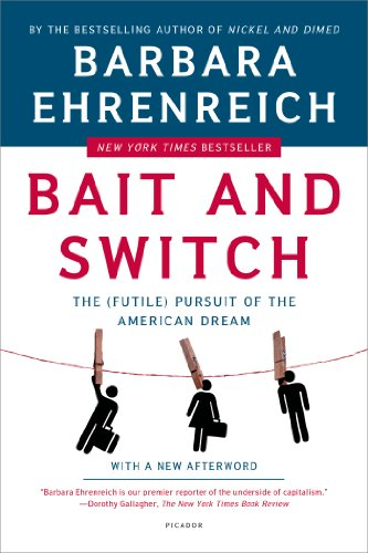 Pdf Politics Bait and Switch: The (Futile) Pursuit of the American Dream