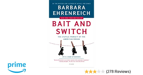 what does bait and switch mean