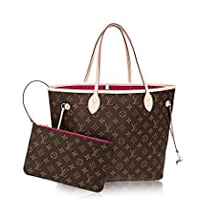 Louis Vuitton celebrates the Neverfull with a new version of this iconic bag. Look inside to discover a host of refinements. The redesigned interior features a fresh textile lining and heritage details inspired by House archives. Best of all,...