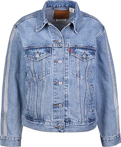 ® Ex Trucker Veste W diamants à en jean bf Levi's Stripe T 4g8vqd4