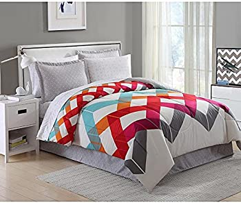 Essential Home 8 Pc. Complete Bed Set