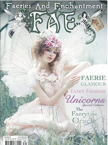 FAE Faeries And Enchantment Magazine Autumn 2016