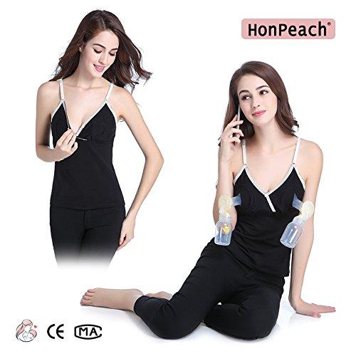 38b31f1beb718 HonPeach Womens Hands Free Simplicity Breastpump
