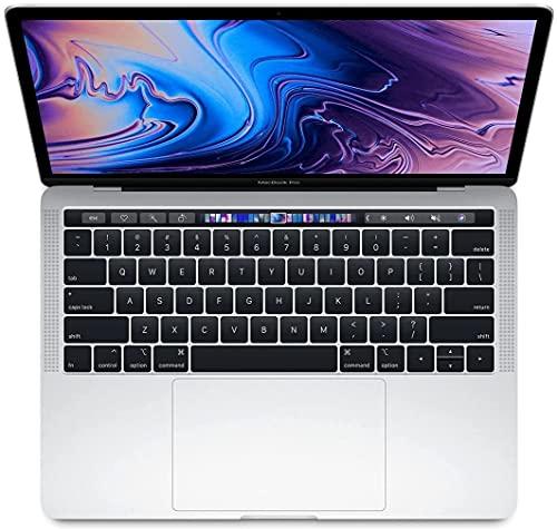 "Apple MacBook Pro   13.3""   2.4GHZ Quad Core i5   8GB RAM   512GB SSD   Silver   2019   (Renewed) 1"