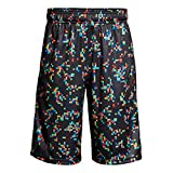 Under Armour Kids Boy's Instinct Printed Shorts