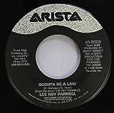 LEE ROY PARNELL 45 RPM OUGHTA BE A LAW / CROCODILE TEARS