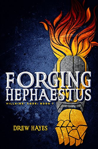 Forging Hephaestus Villains Code Book ebook product image