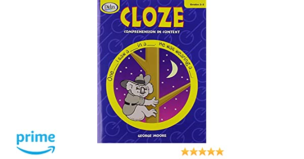 Cloze: Comprehension in Context, Grades 2-3 (World Teachers Press ...