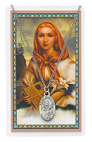Best st dymphna necklace to buy in 2020