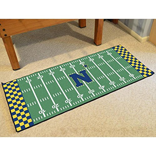Fanmats 21887 Bears-49ers House Divided Rug