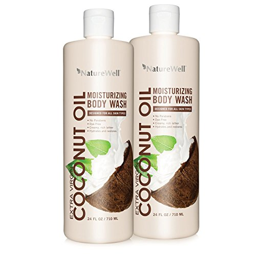Nature Well Coconut Oil Body Wash (24 fl. oz., 2 ct.) Review