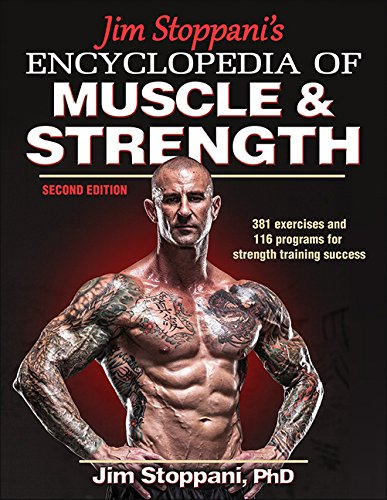 Jim Stoppanis Encyclopedia Muscle Strength 2nd product image