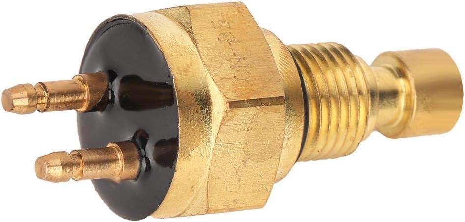 Gold Fit f/ür V45 VF750C 1982-1983 Duokon Aluminium Temperatursensor W/ärmesensor Schalter
