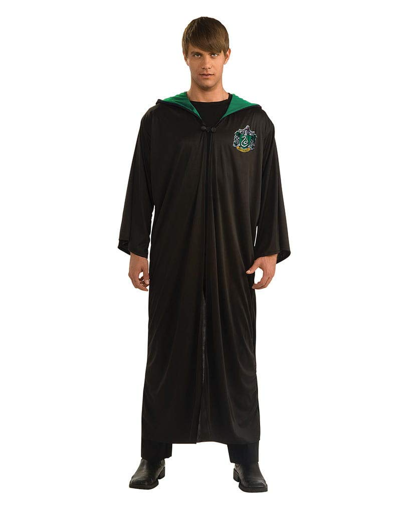 Harry Potter Slytherin Robe One Size: Amazon.es: Juguetes y ...
