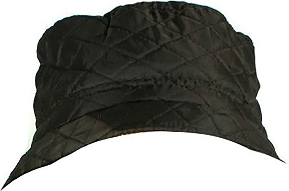 Ladies Winter Waterproof Bucket Hat 57 cm Brown  Amazon.co.uk  Clothing 48f4d15380a