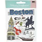 Jolee's Boutique Boston Stickers