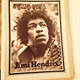 img - for Rolling Stone Magazine Jimi Hendrix Cover No 68 October 15 1970 book / textbook / text book