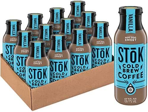 Coffee Drinks: STok Cold Brew Coffee