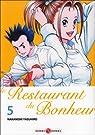 Le Restaurant du Bonheur, Tome 5 : par Nakanishi