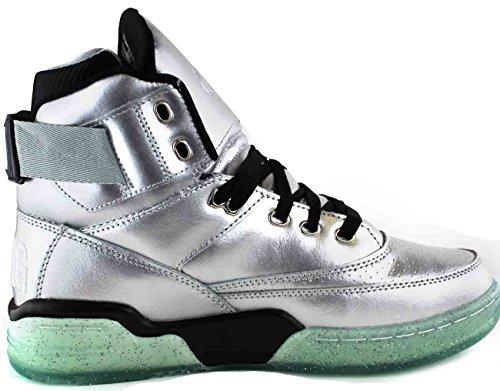 Black Basketball Edition Shoe Ice Athletics Platinum Ewing Limited Men 33 Hi Silver wnqIxHTO