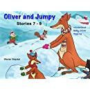 Oliver and Jumpy - the Cat Series, Stories 7-9, Book 3: Bedtime stories for children in illustrated picture book with short stories for early readers. (Oliver and Jumpy, the cat Series)