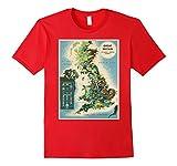 Vintage poster - Great Britain Retro T-Shirt