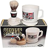 Marvy Shaving Gift Set Contains Mug, Brush, And Soap