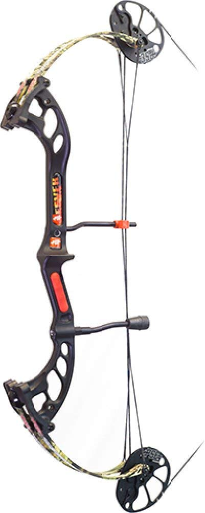 Pse Fever Bow Only Rh 25'' 40 Lbs Mossy Oak Country