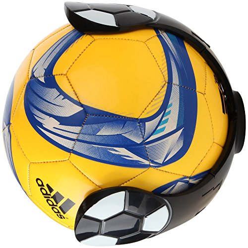 Ball Claw Basketball - Home-X - Wall Mount Ball Claw for Soccer & Basketballs, Durable Design Secures Youth & Regulation Soccer & Basketballs for Convenient Home Storage (Ball Not Included)