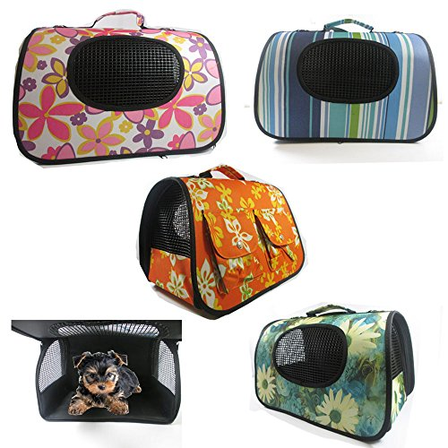 portable pet carrier dog cat