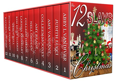 The 12 Slays of Christmas cover