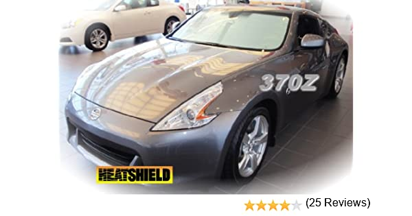 Amazon.com: Sunshade For NISSAN 370Z Cpe Or Convertible 2009 2010 2011 2012  2013 2014 2015 2016 2017 2018 Windshield Sunshade #1197: Automotive