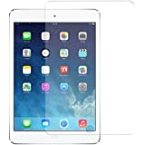 ECellStreet Premium Ultra Clear 9H Tempered Glass Screen Protector for Apple iPad Mini / Apple iPad Mini 2 / Apple iPad Mini 3