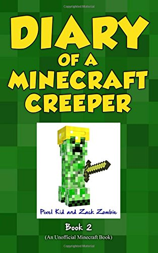 Price comparison product image Diary of a Minecraft Creeper Book 2: Silent But Deadly (Volume 2)