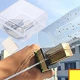 5Pcs Hight Quality Effective Plastic Bottle