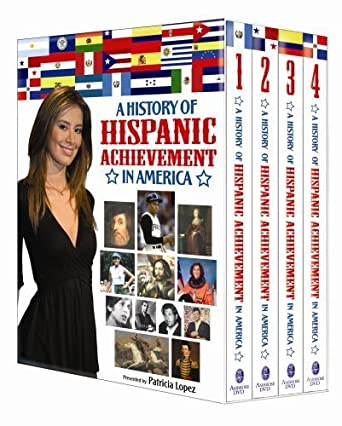 A History Of Hispanic Achievement in America by Patricia ...
