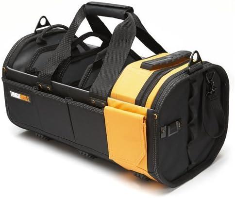 TOUGHBUILT TOU-81-18 18 Modular Tote Black//Yellow
