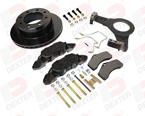 Dexter AXLE K71-635-00 DISC Brake KIT for 8,000 LB AXLE
