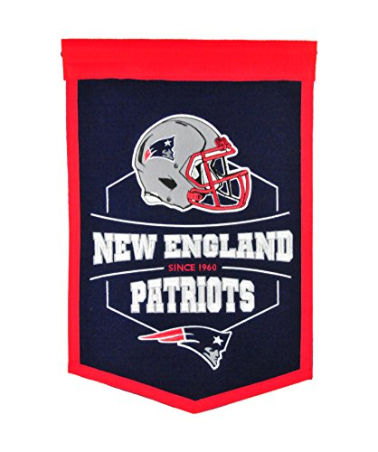 (New England Patriots Traditions Banner)