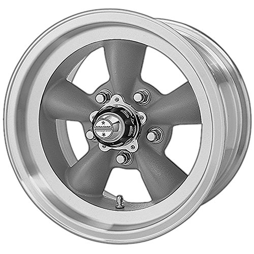 15 Inch Machined American Racing - 5