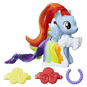 My Little Pony Runway Fashions Set with Rainbow Dash