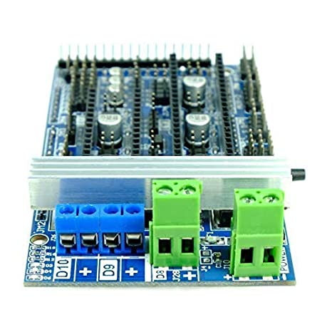 RepRap Compatible con Arduino Mega Pololu Shield (RAMPS) 1.4 para ...