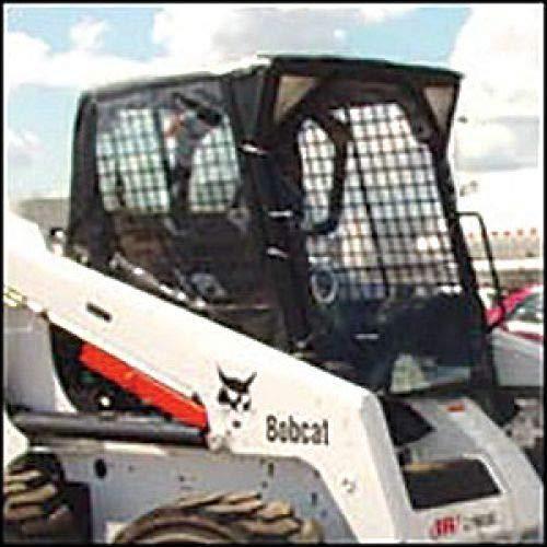 - All Weather Enclosure Replacement Door, Bobcat Skid Steer Loaders 553, 751, 753, 763, 773, 863, 873