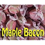 Taffy Town Maple Bacon Saltwater Taffy, 1lb Bag