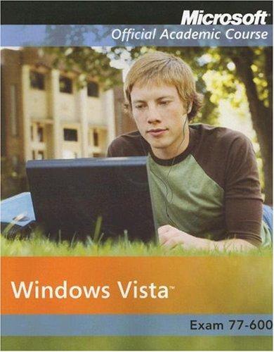 Windows Vista Exam 77-600
