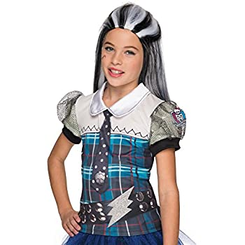 Rubieu0027s Costume Monster High Frankie Stein Photo Real Costume Top Costume Standard  sc 1 st  Amazon.com & Amazon.com: Rubieu0027s Costume Monster High Frankie Stein Photo Real ...