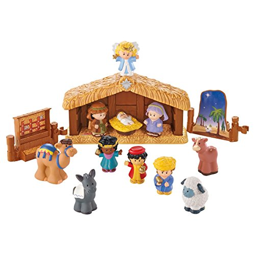 (Fisher-Price Little People Nativity)