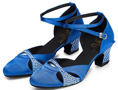 femme Salabobo bal Salle Bleu de wPtP4qR