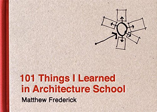 Pdf Transportation 101 Things I Learned in Architecture School